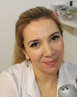 Саида Османова