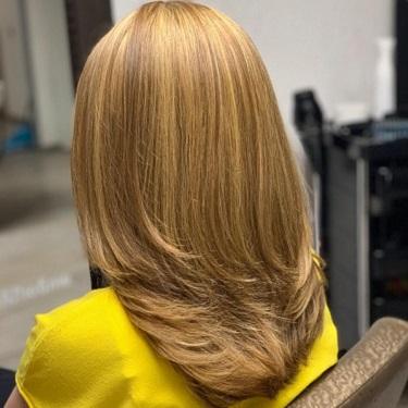 Блонд - миниатюра