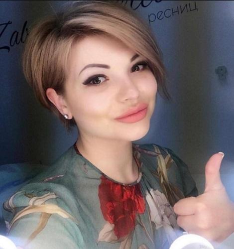 Стилист Анастасия Весельная
