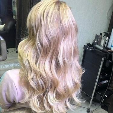 Окрашивание волос air touch – красиво, модно, бережно