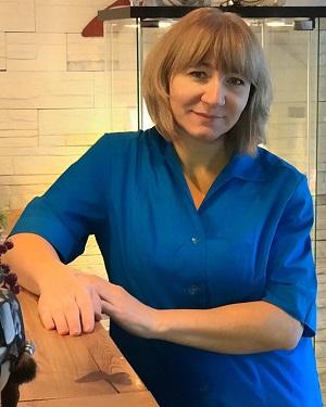 Массажист Елена Шудра